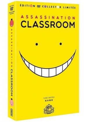 Assassination Classroom édition Intégrale collector limitée saisons 1 et 2 DVD