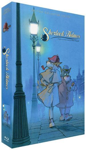 Sherlock Holmes édition Collector Limitée combo DVD Blu-ray