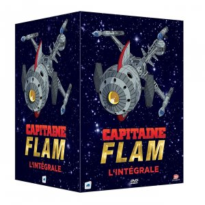 Capitaine Flam  Intégrale remasterisée