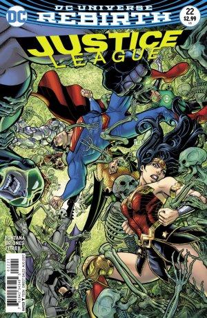 Justice League # 22