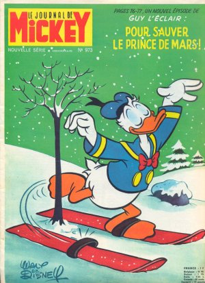 Le journal de Mickey 973