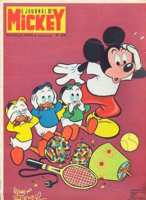 Le journal de Mickey 974