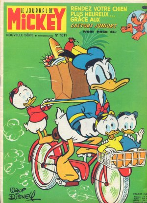 Le journal de Mickey 1011