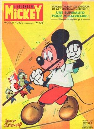 Le journal de Mickey 1012