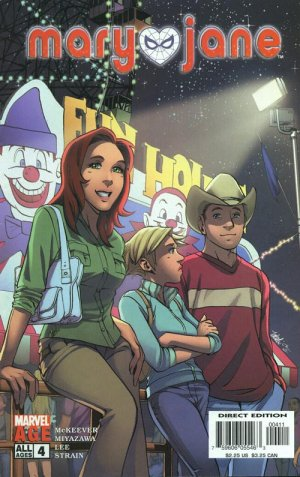 Mary Jane # 4 Issues (2004)