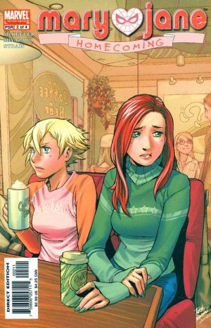 Mary Jane - Homecoming # 2 Issues (2005)