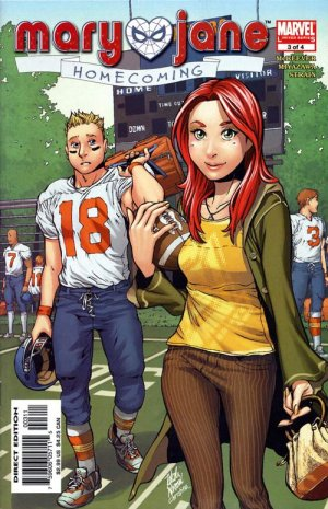 Mary Jane - Homecoming # 3 Issues (2005)