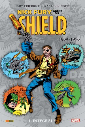 Nick Fury # 1969 TPB Hardcover - L'Intégrale
