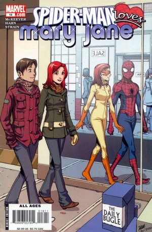 Spider-Man aime Mary Jane 18 - The Nearness Thing
