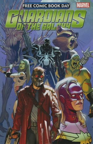 Free Comic Book Day 2014 - Guardians of the Galaxy # 1 Issue (2014)
