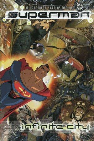 Superman - Infinite city édition TPB hardcover (cartonnée)