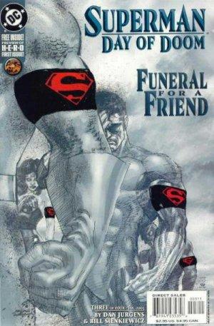 Superman - Jour de deuil 3