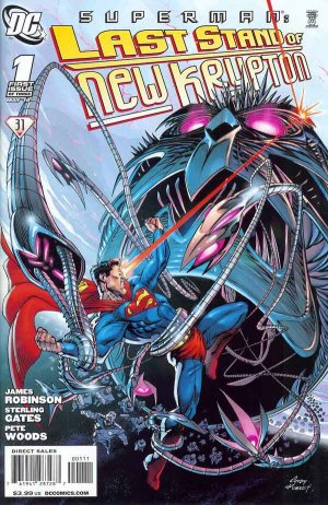 Superman - Last Stand of New Krypton édition Issues (2010)