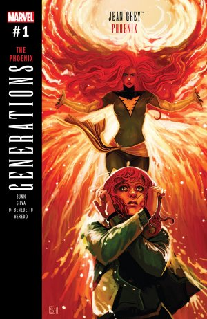 Generations - Phoenix & Jean Grey # 1 Issue (2017)