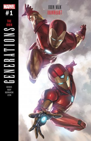Generations - Iron Man And Ironheart # 1 Issue (2017)