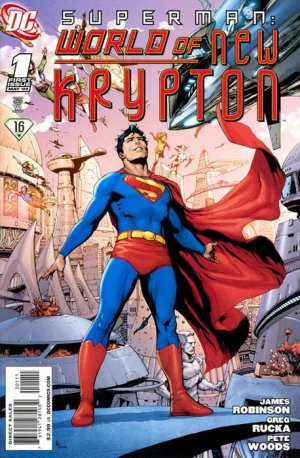 Superman - World of New Krypton édition Issues (2009 - 2010)