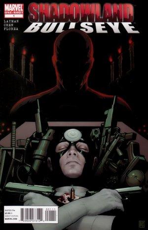 Shadowland - Bullseye # 1 Issues (2010)