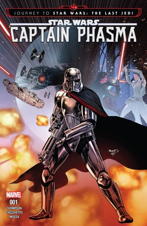 Star Wars - Capitaine Phasma édition Issues (2017)