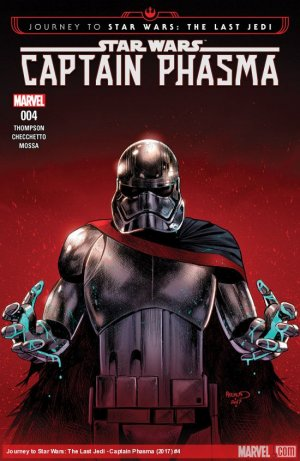 Star Wars - Capitaine Phasma # 4 Issues (2017)