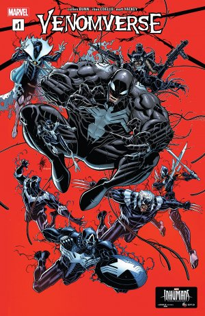 Venomverse # 1 Issues (2017)