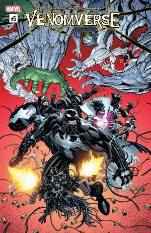 Venomverse # 5 Issues (2017)