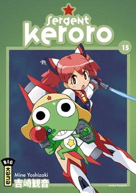 Sergent Keroro # 15