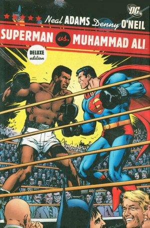 Superman vs Muhammad Ali édition TPB hardcover (cartonnée)