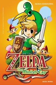 couverture, jaquette The Legend of Zelda: The Minish Cap   (soleil manga)