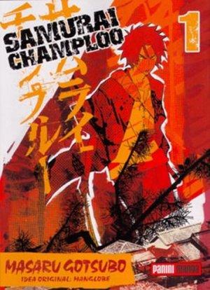Samurai Champloo édition Simple