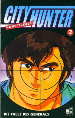 couverture, jaquette City Hunter 2  (Egmont EHAPA Verlag GmbH)