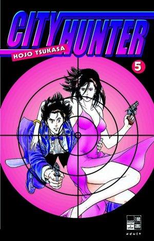 couverture, jaquette City Hunter 5  (Egmont EHAPA Verlag GmbH)
