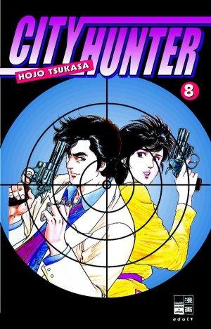 couverture, jaquette City Hunter 8  (Egmont EHAPA Verlag GmbH)