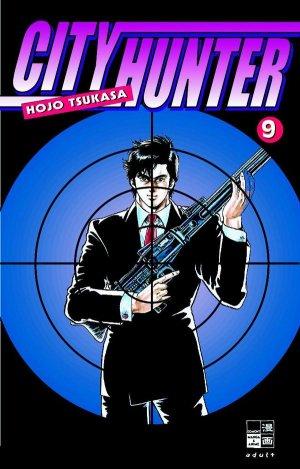 couverture, jaquette City Hunter 9  (Egmont EHAPA Verlag GmbH)