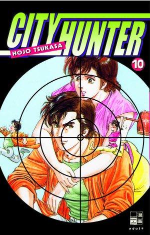 couverture, jaquette City Hunter 10  (Egmont EHAPA Verlag GmbH)