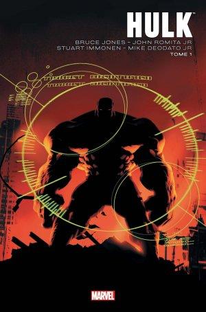 Hulk Par Jones édition TPB Hardcover - Marvel Icons (2017 - 2018)