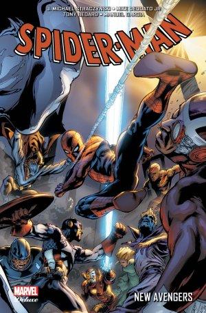 Spider-Man - New Avengers édition TPB hardcover (cartonnée)