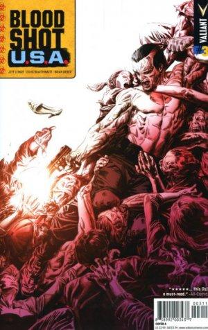 Bloodshot U.S.A. # 3 Issues