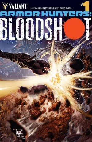 Armor Hunters - Bloodshot édition Issues