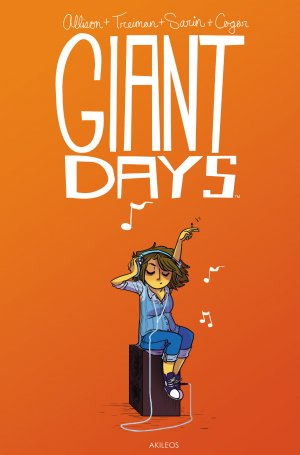 Giant Days T.2