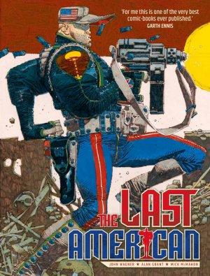 The Last American édition TPB hardcover (cartonnée)