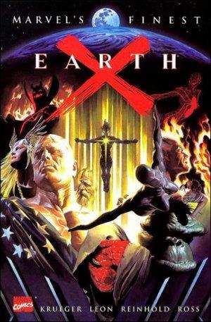 Earth X # 1