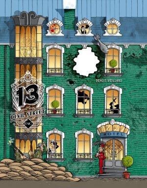 13 Devil Street T.2