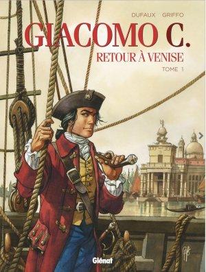 Giacomo C. - Retour a Venise édition simple