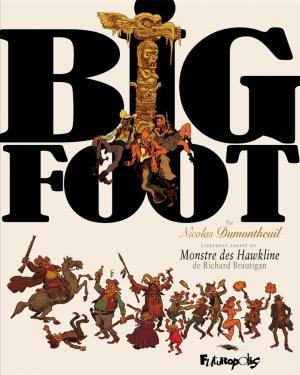 Big foot édition Intégrale 2017