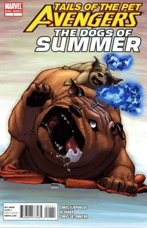 Tails of the Pet Avengers - The Dogs of Summer édition Issues (2010)