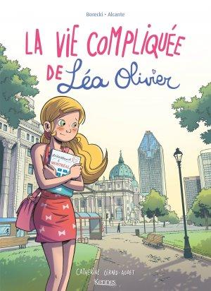 La vie compliquée de Léa Olivier édition Recueil