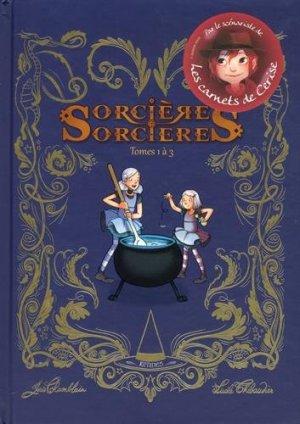 Sorcières, sorcières édition Recueil