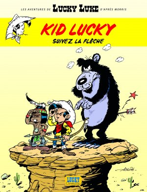 Les aventures de Kid Lucky # 4
