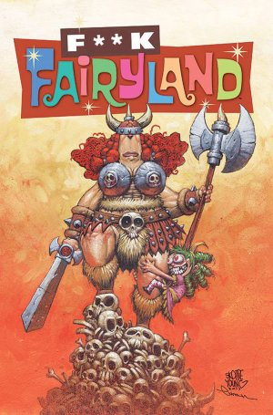 I Hate Fairyland # 11 Issues V1 (2015 - 2018)
