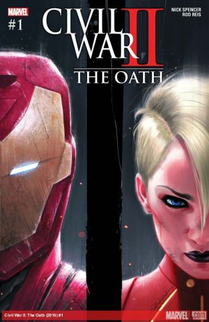 Civil War II - The Oath édition Issue (2017)